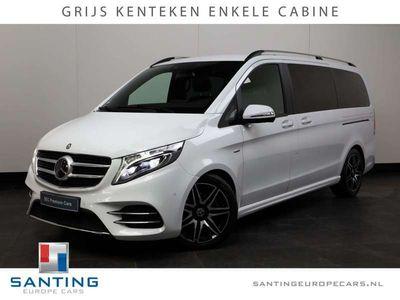 tweedehands Mercedes E250 V-Klasse d Lang Exclusive Edition ! Prijs Excl. BTW/BPM AMG line panorama-dak 2x elektrische zijdeur 360° Camera