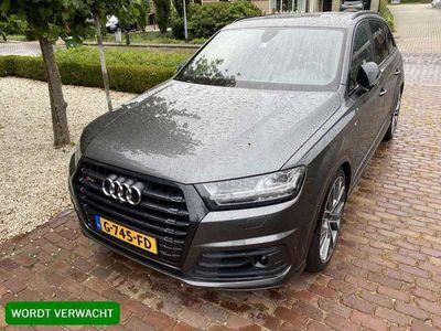 tweedehands Audi SQ7 Q7 4.0 TDIquattro Pro Line + 7p full option