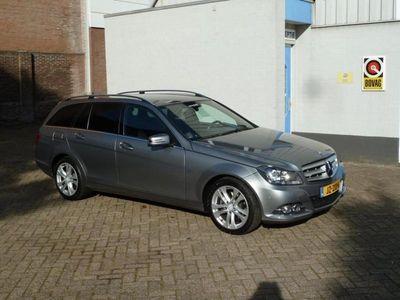 tweedehands Mercedes 220 C-klasse EstateCDI Business Class Avantgarde