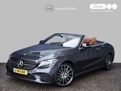 tweedehands Mercedes 200 C-Klasse CabrioPremium Plus AMG | Nightpakket | Burmester |..