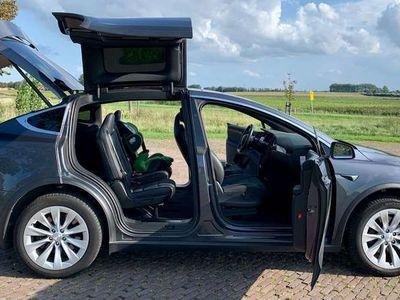 tweedehands Tesla Model X 75D 7 pers. 4% bijtelling