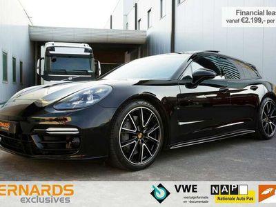 tweedehands Porsche Panamera Sport Turismo 4S *Full option *Entertainment *Bose