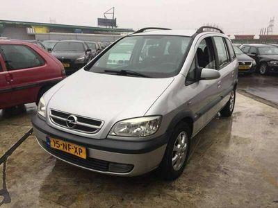 tweedehands Opel Zafira 1.8-16V Elegance