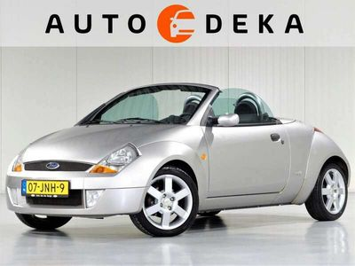 tweedehands Ford StreetKa 1.6 First Edition *Leder*Airco*Stoelverw.**