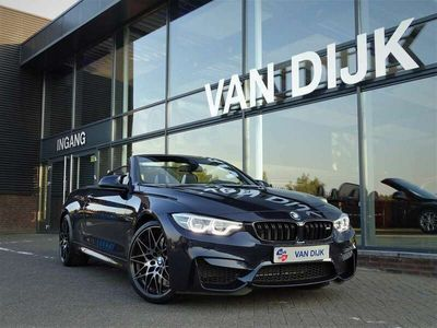 tweedehands BMW M4 Cabriolet M-Competition M Driver's Package Individual