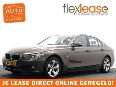 tweedehands BMW 320  3 Serie, i Sedan 170pk High Executive M Vol Leer, Navi, Xenon, PDC, ECC, LMV