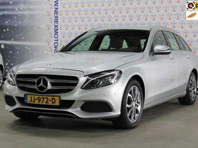 tweedehands Mercedes C350 Estate E Plug-in Hybrid EXCL BTW