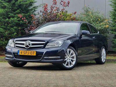 tweedehands Mercedes 250 C-Klasse Coupé204pk AUT. Prestige *NAP*ACC*Keyless*Memory stoelen*PDC*Xenon*