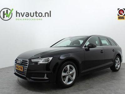 tweedehands Audi A4 Avant 2.0 TDI 190PK S-TRONIC SPORT | MMI Navi | Vi