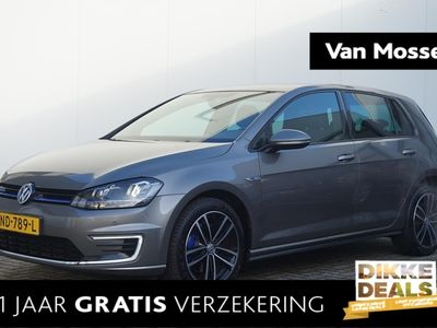 tweedehands VW Golf 1.4 TSI 204pk DSG GTE Connected Series | Navigatie | Cruise control | Pdc | Climate