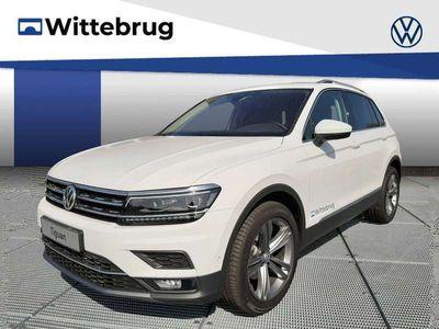 tweedehands VW Tiguan 1.5 TSI ACT DSG Highline 150 pk