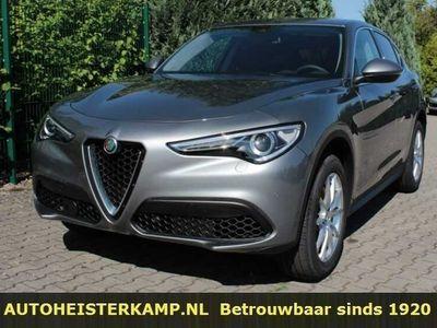 tweedehands Alfa Romeo Stelvio 2.0 T AWD Super 280 PK ACC Camera Leder