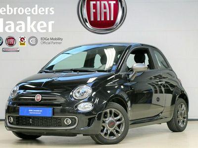 tweedehands Fiat 500S 1.2 69pk Rockstar Dualogic / Automaat