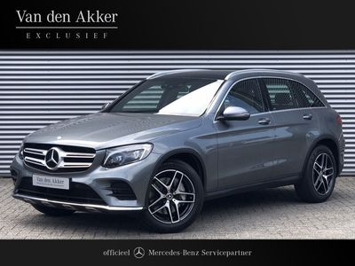 tweedehands Mercedes GLC220 GLC-Klassed 4MATIC AMG // LED INTELLIGENT LIGHT SYSTEM // DISTRONIC // COMAND // PANORAMADAK