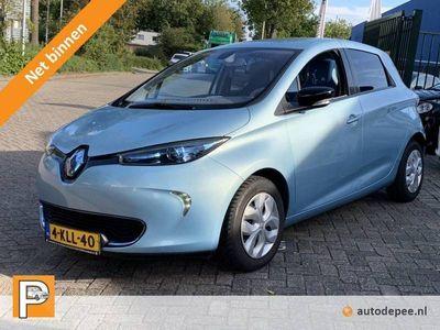 tweedehands Renault Zoe Q210 Zen Quickcharge 22 kWh (ex Accu) BTW-VRIJ/GAR