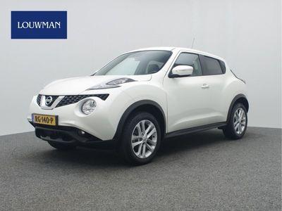tweedehands Nissan Juke 1.6 N-Connecta Automaat | Navigatie | Trekhaak |