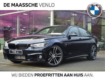 tweedehands BMW 418 4 Serie Gran CoupéM Sport Corporate Lease Executive Edition
