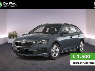 tweedehands Skoda Scala 1.0 TSI Ambition