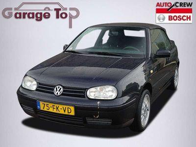 tweedehands VW Golf Cabriolet 1.8 Trendline