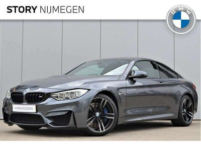tweedehands BMW M4 4-SERIE CoupéAutomaat / Adaptief M onderstel / Achteruitrijcamera / Adaptieve LED / Head-Up / Surround View / Lane Change Warning / Harman Kardon
