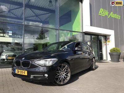 tweedehands BMW 116 116 i Business+ Sportinterieur * Stoelverwarming *