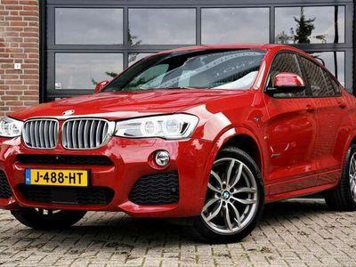 tweedehands BMW X4 XDrive35i High Exe. M-Pakket Leder NAVI 360Cam Hea