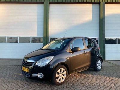 tweedehands Opel Agila 1.0 ENJOY, Airco, Bluetooth, Aux/usb, Nw APK