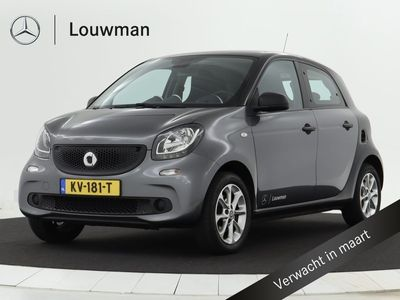tweedehands Smart ForFour 1.0 Pure | Climate Control | Cruise Control | Bluetooth telefonie