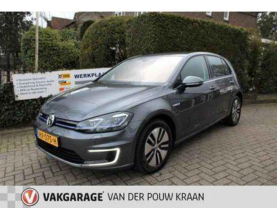 tweedehands VW e-Golf e-GolfEdition Incl.BTW!