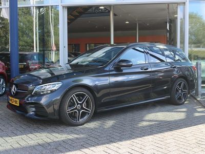 tweedehands Mercedes 200 C-KLASSE EstateBusiness Solution Line AMG / Automaat *Stardeal*