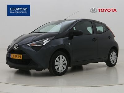 tweedehands Toyota Aygo 1.0 VVT-i X-Fun | NL-Auto | Fabr garantie t/m 02-2