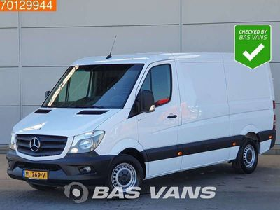 tweedehands Mercedes Sprinter 313 CDI Automaat Airco Cruise Navi Trekhaak L2H1 9