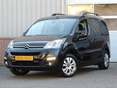 tweedehands Citroën Berlingo 1.2 PureTech 110PK AIRCO ECC NAVI CAMERA TREKHAAK PDC.