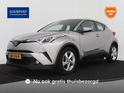 tweedehands Toyota C-HR 1.8 Hybrid Dynamic Limited | Navigatie | DAB radio | Keyless entry |