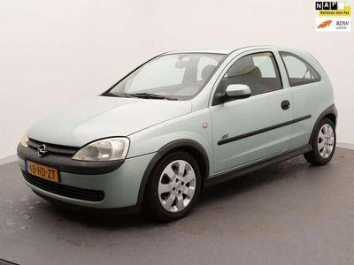 tweedehands Opel Corsa 1.4-16V Sport * Airco *