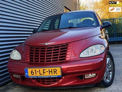 tweedehands Chrysler PT Cruiser 2.0-16V Limited AUT 11-2002 Bord. Rood Metallic