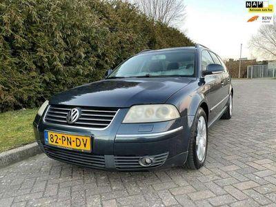 tweedehands VW Passat Variant 1.9 TDI H5 Athene Sport,1e Eigenaar,Bj 2004,Clima,