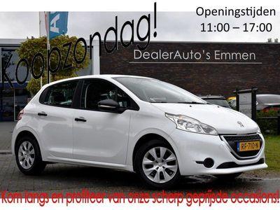 tweedehands Peugeot 208 1.0 PureTech AIRCO CRUISE CONTROLE EL.RAMEN CD CV+AB