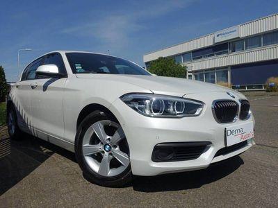 tweedehands BMW 118 1-serie i High Executive AUT/NAVI/LEDER/XENON
