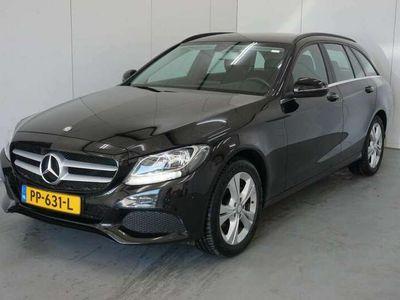 tweedehands Mercedes C200 Estate CDI Ambition AUTOMAAT / NAVI / CLIMA / CRUI