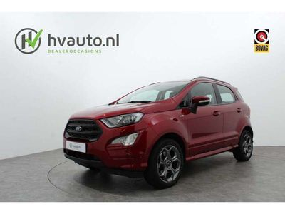tweedehands Ford Ecosport 1.0 ECOBOOST 125PK ST-Line | Navi | Clima | Cruise