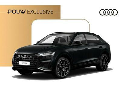 tweedehands Audi Q8 55 TFSIe 381pk Quattro Pro Line S + S-Sportstoelen + Panoramadak