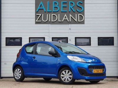 tweedehands Peugeot 107 1.0 ACCESS ACCENT / AIRCO