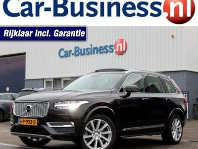 tweedehands Volvo XC90 T8 Twin Engine AWD Inscription 7-pers + Full Led +