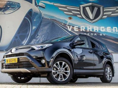 tweedehands Toyota RAV4 2.5 Hybrid Executive | CRUISE CONTR. | STOEL VERWA