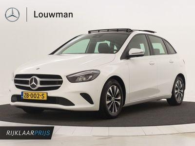 tweedehands Mercedes B180 Business Solution Panorama-schuifdak | Stoelverwarming | Ledkoplampen .