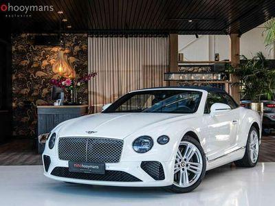 tweedehands Bentley Continental GTC 6.0 W12 | Dynamic Ride | Comfort Sport | Massa