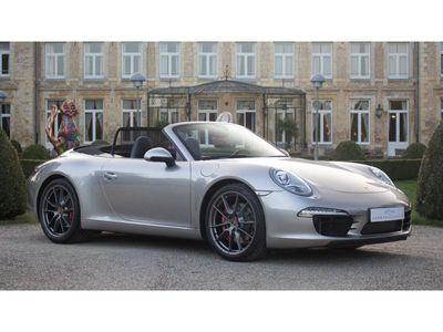 tweedehands Porsche 911 Carrera S Cabriolet 991 -991 3.8 PDK | 58.000km