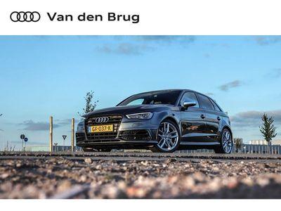 tweedehands Audi S3 Sportback 2.0 TFSI 300PK QUATTRO S-Tronic | Led Koplampen | Bang & Olufsen | Navigatie | Optiekpakket zwart |