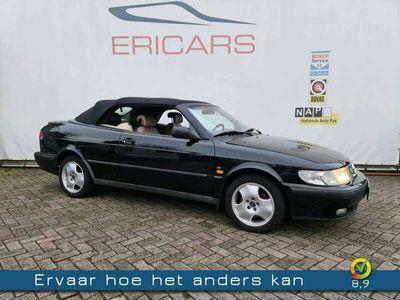 tweedehands Saab 9-3 Cabriolet 2.0t S LEER AIRCO LM